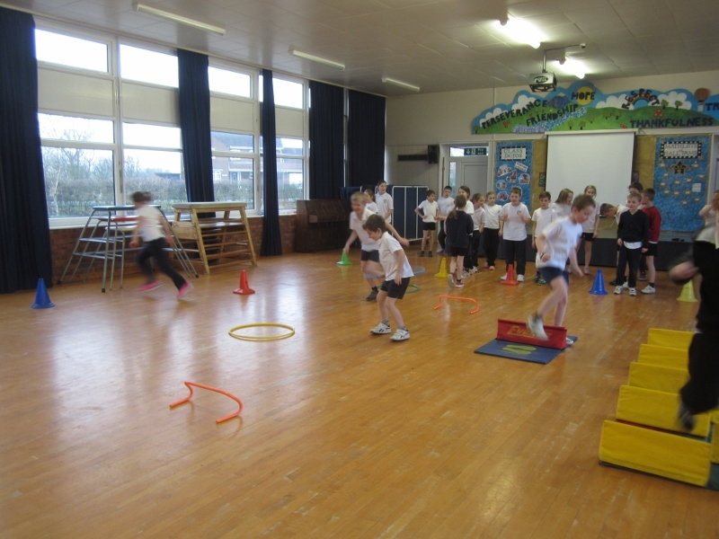 KS2 Athletics Coaching (1)