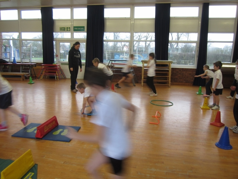 KS2 Athletics Coaching (2)