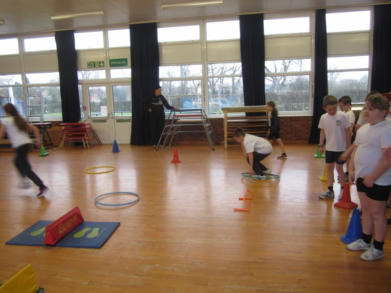 KS2 Athletics Coaching (3)