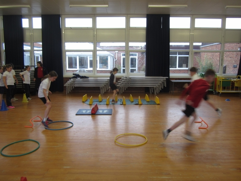 KS2 Athletics Coaching (4)