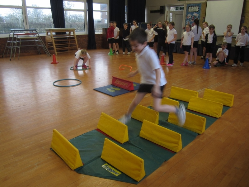 KS2 Athletics Coaching (5)