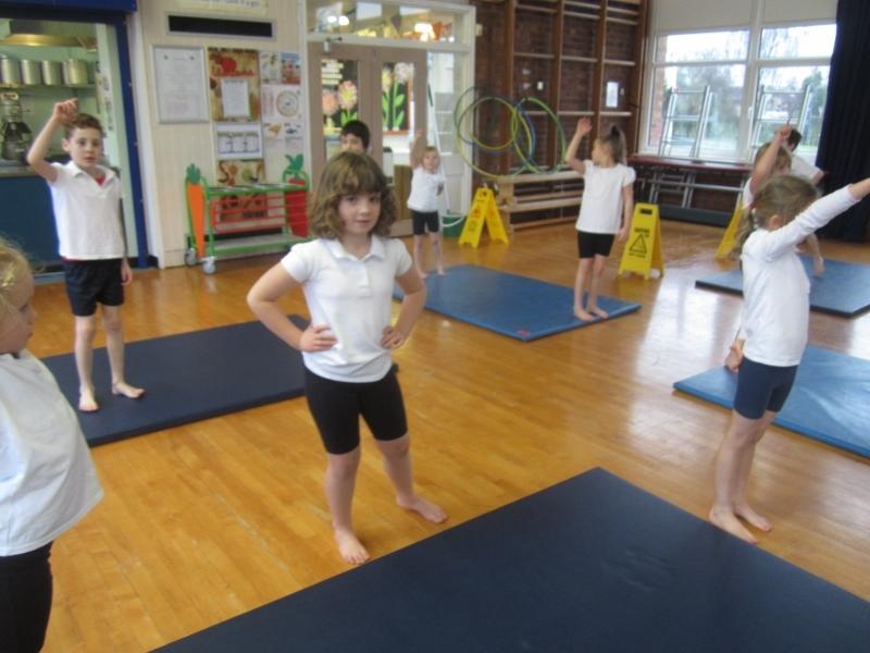 Gym Coaching FS2-KS1