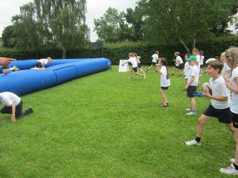Sports Week Inflatable_2