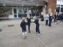 KS1 developing their PE Skills