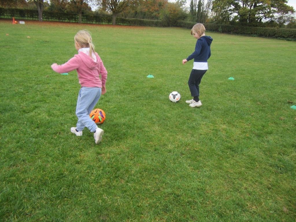 KS1 Football Skills (2)