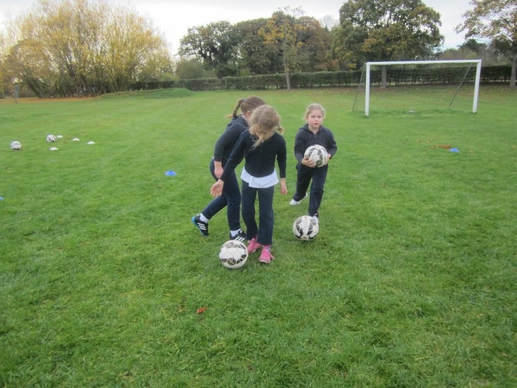 KS1 Football Skills (3)
