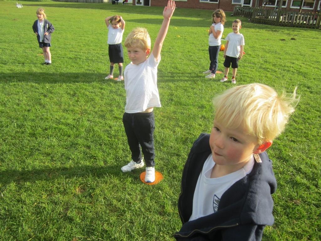 KS1 Football Skills (4)