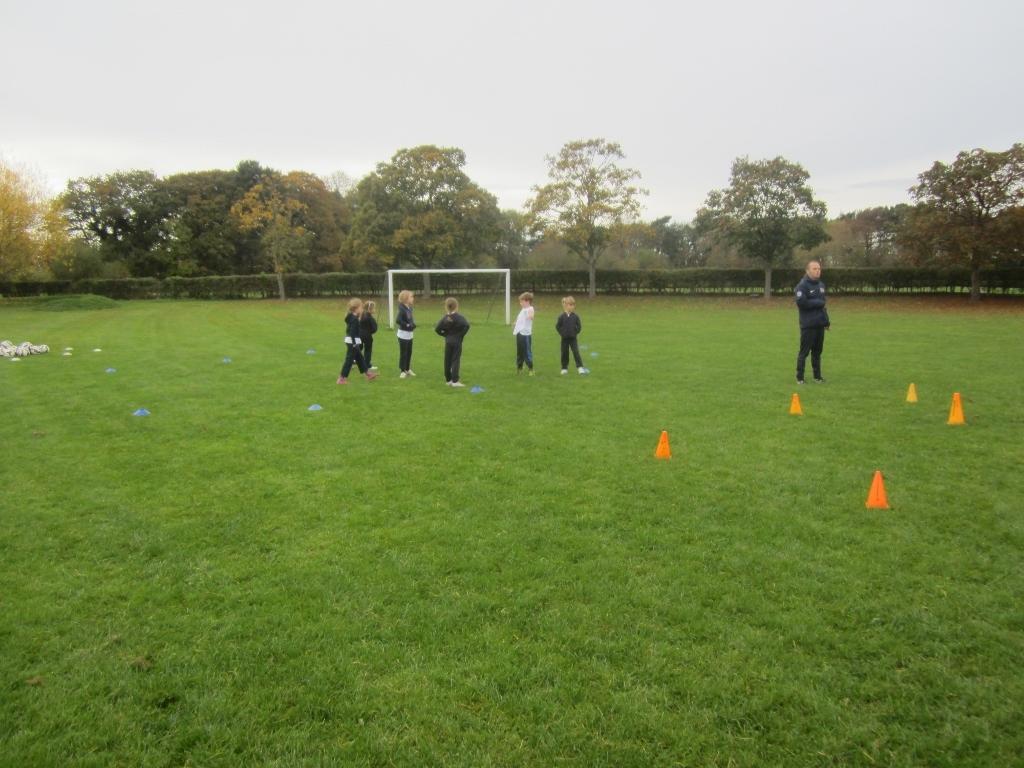 KS1 Football Skills