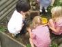 Learning through play - outdoors