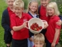 Pick of the crop with the gardening club!