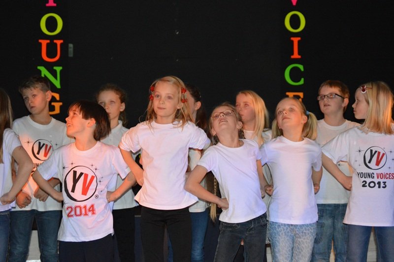 Young Voices 2014 Elvington Church Of England Primary School