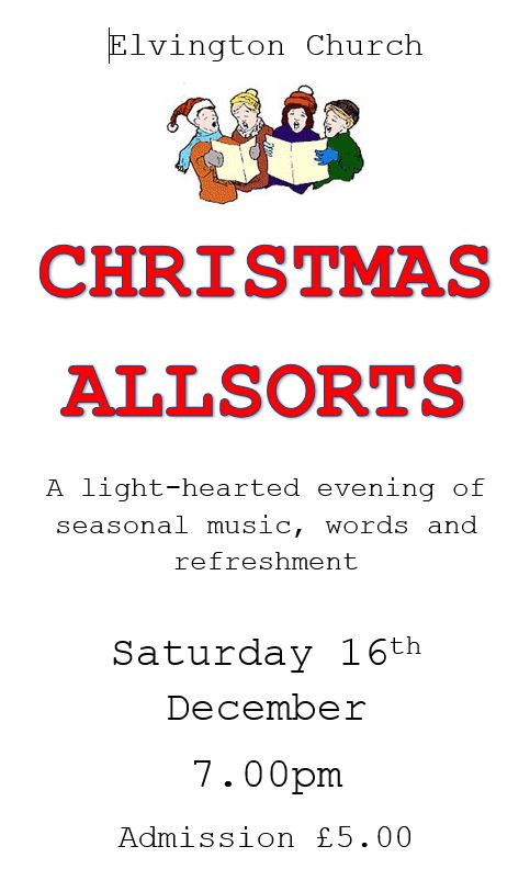 Elvington Church Christmas Allsorts