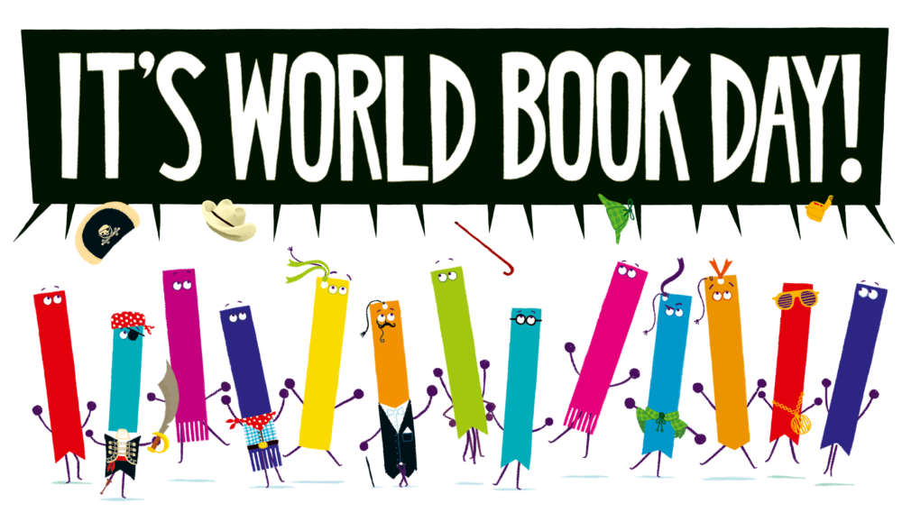 World Book Day Dress Up and Book Fair