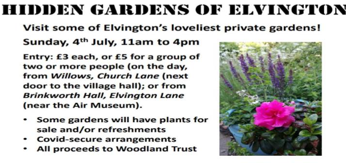 Hidden Gardens of Elvington
